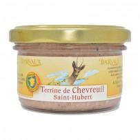 terrine de chevreuil