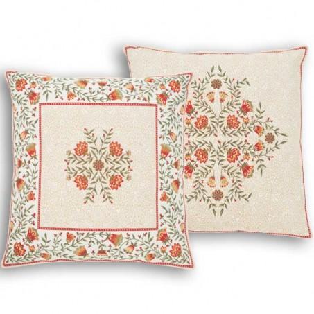 Throw pillow cover Aubrac
