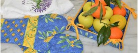 Enjoy our kitchen textiles of the best quality made in Provence !