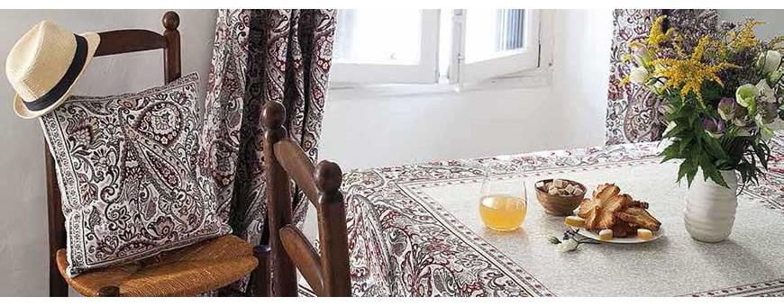 Nos parures de linge de maison fabriqué en France sont authentiques !