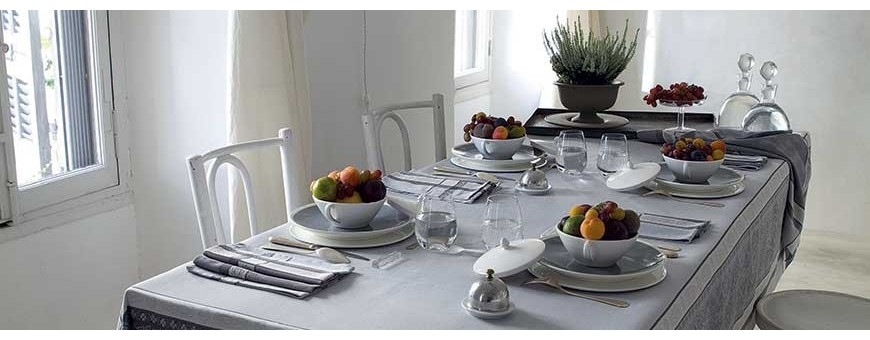 Buy Provence tablecloths with an authentic spirit