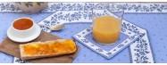 Sets de table faits en Provence en coton matelassé ou tissé Jacquard
