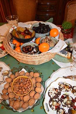 Provencal 13 desserts