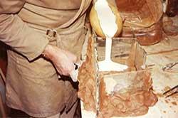 fabrication du moule