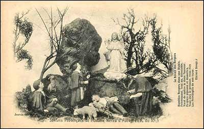 Histoire des santons