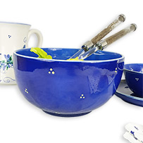 salad bowl - fruit bowl