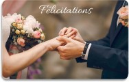 Carte cadeau Mariage