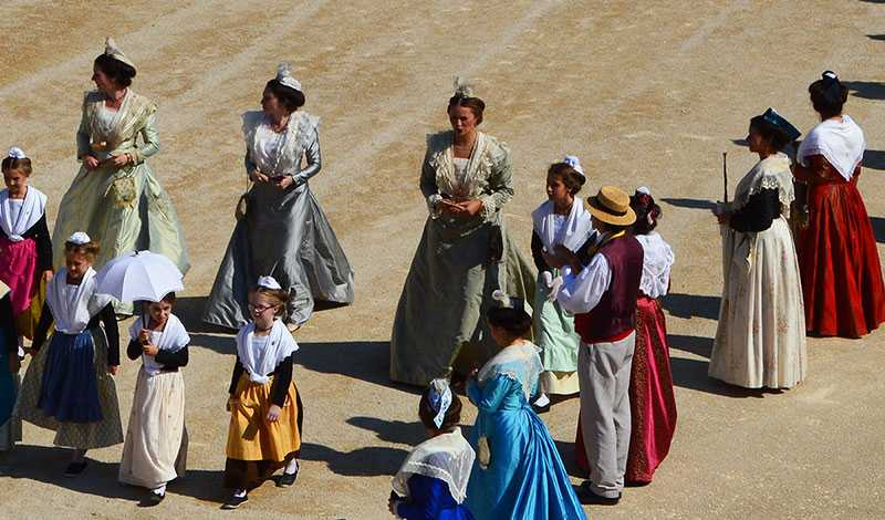 Culture et traditions en Provence