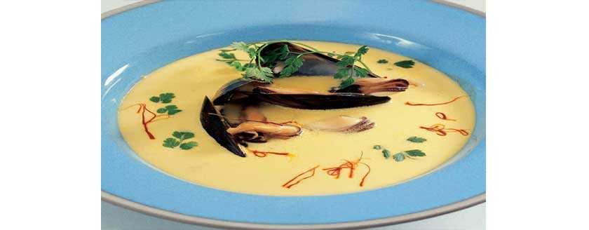 Soup recipe molds