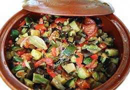 The traditional ratatouille recipe: best mediterranean cuisine