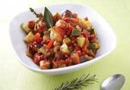 My recipe for ratatouille